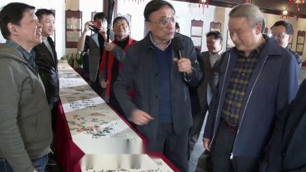 10米长卷绘锦绣--庆贺大富贵创建140周年
