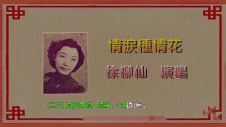 徐柳仙-情淚種情花