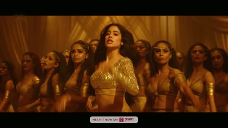 【印度电影歌舞曲】Roohi (Let the Music Play Again) Video 2021 Hindi Tamil Telugu