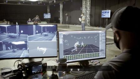 World Table Tennis 世界兵乓球网站宣传动画 Vicon Mocap 动捕花絮