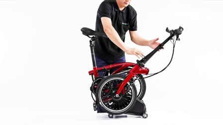 DAHON 2021 创新奖——CURL电动电助力折叠自行车