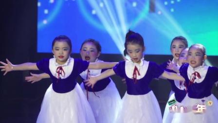 """江西省""""追梦少年""""少儿舞蹈大赛《还能孩子多久》---文佳智慧美育"""