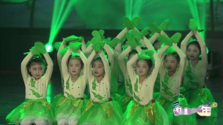 """江西省""""追梦少年""""少儿舞蹈大赛《绽放的生命》---柒个音琴行"""