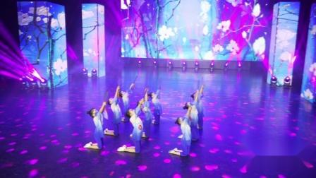 """江西省""""追梦少年""""少儿舞蹈大赛《雨中花》---高安市艺扬欢舞蹈学校"""