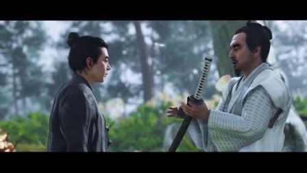 对马岛之魂【2】中文流程(PS4)