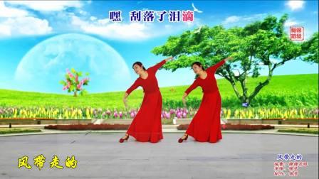 《风带走的》广场舞