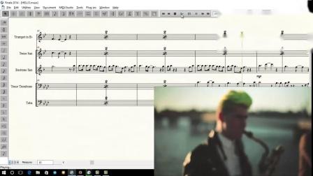 【銅管練習】合奏:轉錄Lucky Chops - Hello (Adele)
