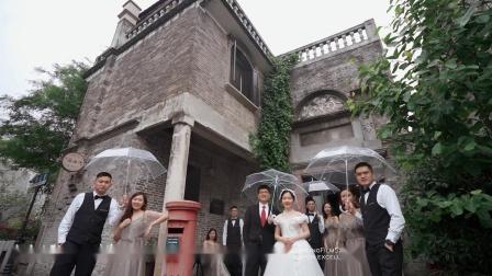 「大泠婚礼快剪」◆『HUANG&ZHANG』| DarlingFilm出品