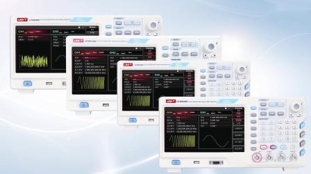 优利德 UTG8000D 双通道函数任意发生器