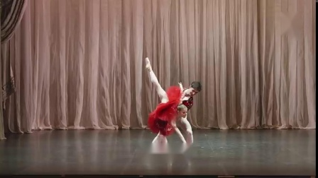 Gala concert by International trainees of Vaganova Ballet Academy. 2021, May 11
