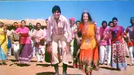【宝莱坞怀旧】【瑞卡女神】女星 Rekha 70年代经典老电影《纳特瓦尔拉先生》歌舞插曲 Oonchi Oonchi