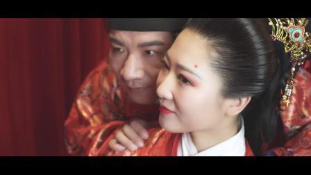 国风红双喜音乐片