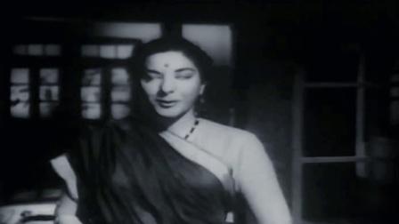 【宝莱坞怀旧】宝莱坞老一辈女星 Nargis 50年代电影《家庭生活》经典插曲 Sapno Ki Dhori-Ghar Sansar