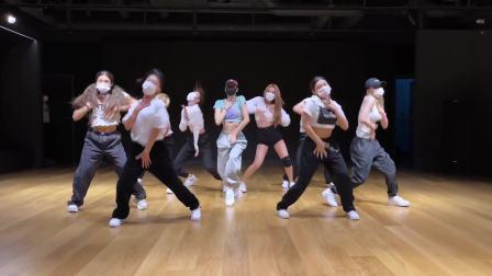 【练习室版】LISA  SOLO 出道曲《LALISA》Dance  Practice