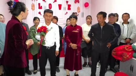 北赵庄 吴学磊 杨雪松 婚礼录像 高清