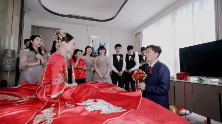 October 5, 2021【Mr. Zhao&Ms. Wu】苏州中惠铂尔曼婚礼快剪