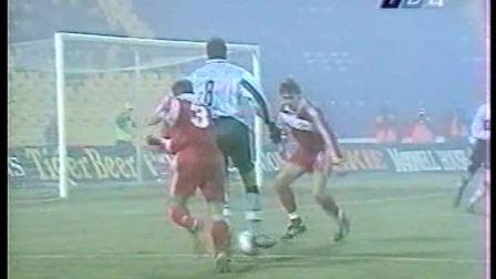 1999-2000优胜者杯1/16决赛首回合 莫斯科斯巴达vs利兹联