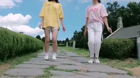 忆馨淇-舞动奇迹的电流小视频