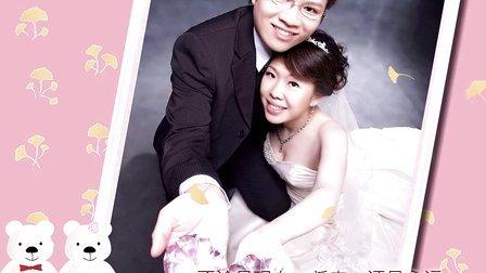 最灿烂的幸福-婚礼相册视频婚纱照电子相册-YouVivid婚礼视频制作
