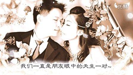 幸福很简单-婚礼相册视频婚纱照MV-YouVivid婚礼视频制作