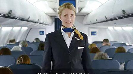 德国康德尔航空公司A320安全须知