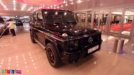 Blacked out G63 AMG Mercedes-Benz -X8-