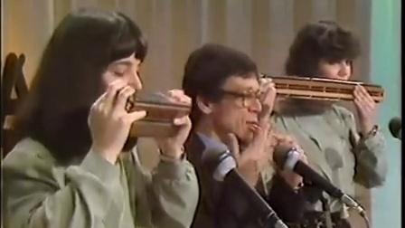 Mendes Harmónica Trio - Tico Tico no Fubá