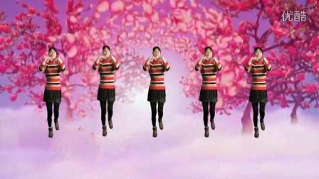 公安县藕池镇新口阳光健身队舞蹈:祝寿歌