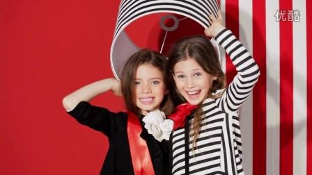意大利高端童装品牌 Simonetta 2016秋冬广告大片