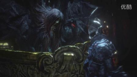 《黑暗之魂3》DLC全BOSS战联机实况