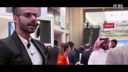 #外贸头条#阿里巴巴脑洞玩转迪拜展会