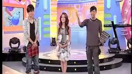 娱乐百分百 20081215:艺能交流协会 卓文萱