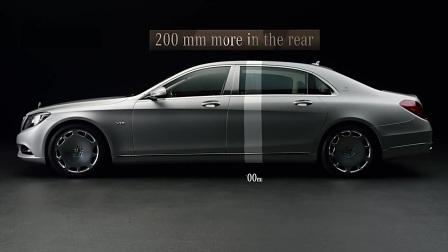 Mercedes-Maybach S-Class 产品介绍影片