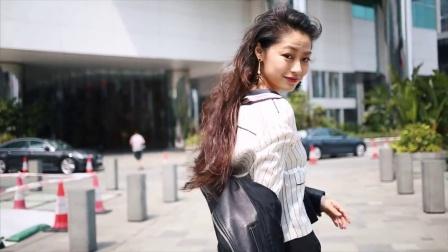文杏时尚日记 第三十八期 春季轻薄外套搭配