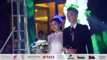 LUM丨2017 惠州·莫卡婚礼秀 - 星空下的约定