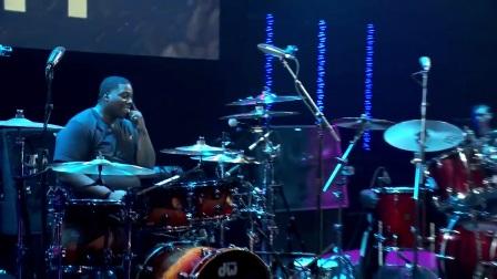 第六届深圳鼓手节嘉宾-Aaron Spears在Drum Off