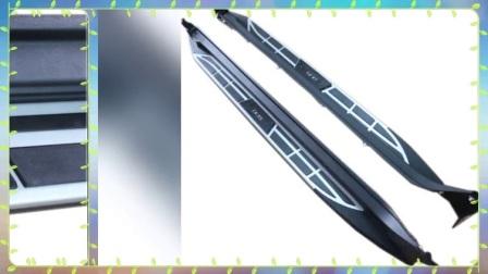 现代IX35脚踏板怎么样IX35侧踏板安装宏发suv外饰改装