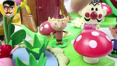 焦虑先生吃了毒蘑菇