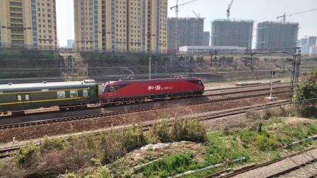 京沪 K290次 上海-成都 西局西段HXD3D