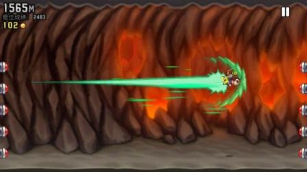 疯狂喷气机 iOS经典游戏 手机游戏