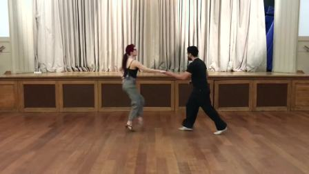 Sharon and Josh - Swing Out History