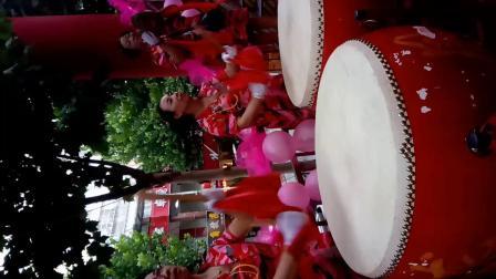 汝阳龙凤艺朮团威风锣鼓