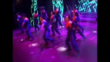 青山QT舞蹈企业舞蹈编排视频展示