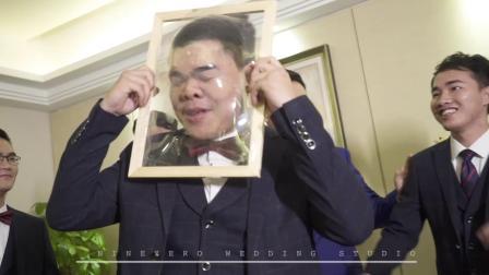 跃瀚&春雨|20190220|婚礼|早拍晚播|玖零出品