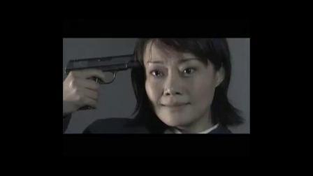 美女身背仇恨,来到丈夫面前,在他眼前开枪自杀,面目全非