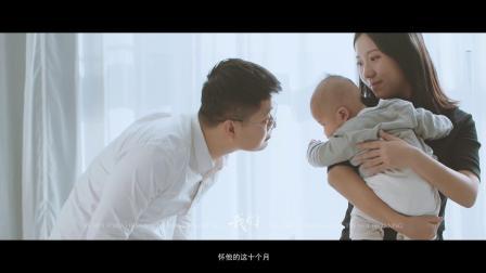 [WE FILM 作品](我们影像)20190123王若朴百天成长记录电影