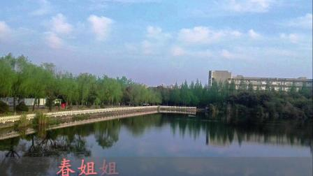 《春天来了》卢咏椿词,陈丽君、培峰曲,南京小红花艺术团演唱,杨亚宁摄制。获奖歌曲