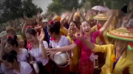 傣族歌曲 仔相传法+朗喊弄(泼水节不能忘)