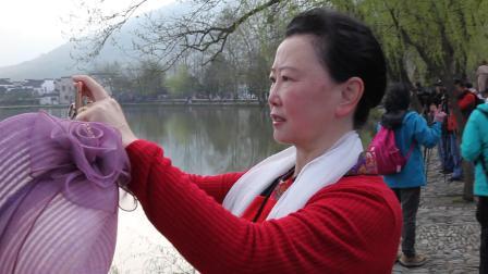 宏村 南湖