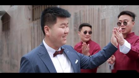 华德礼仪 时刻印象 - 张志远 姜丁4.20婚礼快剪